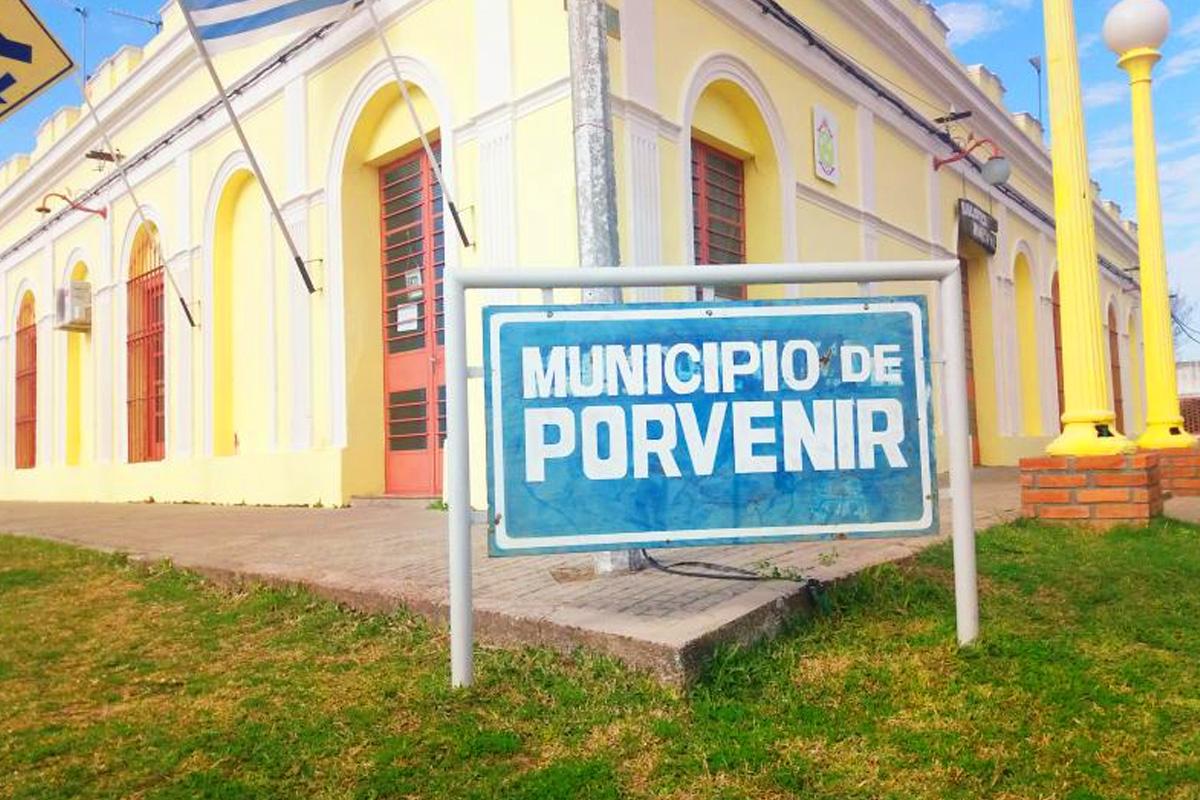 Municipio de Porvenir - Intendencia de Paysandú