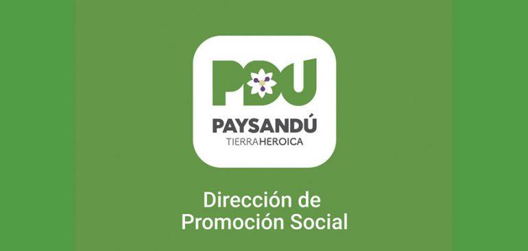 Comunicado - Dirección de Promoción Social