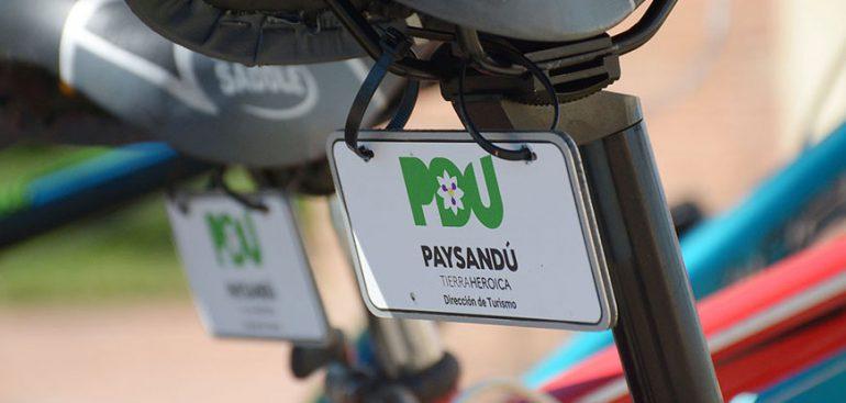 La Dirección de Turismo implementará alquiler de bicicletas en Termas de Guaviyú